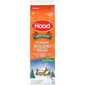 Hood Limited Edition Pumpkin Holiday Nog