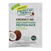 Palmer's Coconut Oil Formula with Vitamin E Deep Conditioning Protein Pack