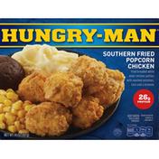Hungry-Man Southern Fried Popcorn Chicken Frozen Dinner