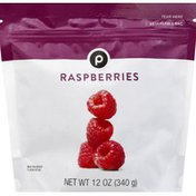 Publix Raspberries