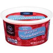 Kroger Sugar Free Glaze for Strawberries