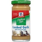 McCormick Crushed Garlic