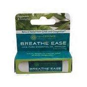 RareEssence Romatherapy 100% Pure Essential Peppermint & Eucalyptus Breathe Ease Oils Inhaler