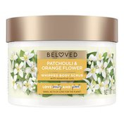 Love Beauty And Planet Whipped Body Scrub Patchouli & Orange Flower