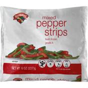 Hannaford Mixed Pepper Strips