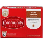 Community Coffee Pecan Praline Coffee Single Serve Cups