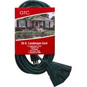 GTC Landscape Cord, 25 Feet