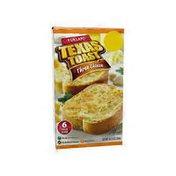 Furlani 6 Three Cheese Texas Toast Slices