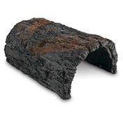 "Conceptual Creations Large Bark Log Reptile Hideaway 9"" L X 6"" W X 4"" H"