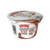 Friendly Farms 100 Calorie Caramel Macciatto Greek Yogurt