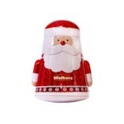 Walkers Shortbread Wobbly Santa  Claus Tin