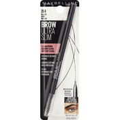 Maybelline Defining Pencil, Brow Ultra Slim, Black 264