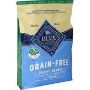Blue Buffalo Dog Food, Dry, Chicken, Grain Free, Puppy