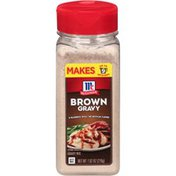 McCormick®  Brown Gravy Seasoning Mix
