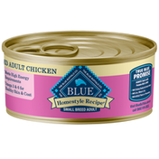 Blue Buffalo Homestyle Recipe Natural Adult Small Breed Wet Dog Food, Chicken