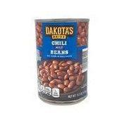 Dakota's Pride Mild Chili Beans