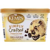 Kemps Ice Cream, Premium, Cookies & Cream Dream