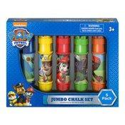 Nickelodeon Nickelodean Paw Patrol Jumbo Chalk Set - 5 PK