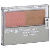 Neutrogena® Blush & Bronzer, Rosy Glow 40