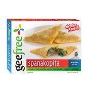 Geefree Spanakopita, Gluten Free Triangles