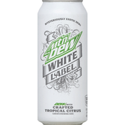 Mountain Dew Soda, with Crafted Tropical Citrus
