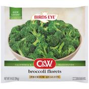 Birds Eye C&W Premium Quality Broccoli Florets