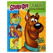 Bendon Coloring & Activity Book, Jumbo, Scooby-Doo!