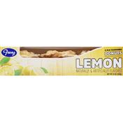 Franz Donuts, Lemon, Old Fashioned