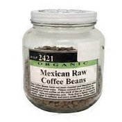Vasquez Organic Mexican Raw Organic Coffee Beans