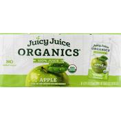 Juicy Juice 100% Juice, Apple, 8 Pack