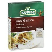 Kupiec Groats, Roasted, Buckwheat