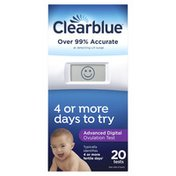 Clearblue Advanced Digital Ovulation Predictor Kit