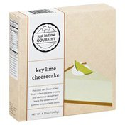 Just In Time Gourmet Cheesecake, Key Lime