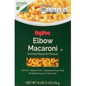 Hy-Vee Macaroni, Elbow