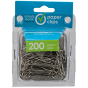 Simply Done Paper Clips