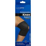 CareOne Compression Knee Support Neoprene