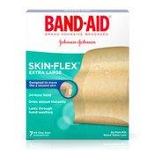 Band-Aid Brand Skin-Flex Adhesive Bandages, Extra Large