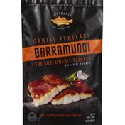 Australis Barramundi, Garlic Teriyaki