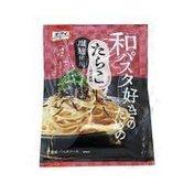 Pasta Sauce Wapastazuki Tarako Spaghetti