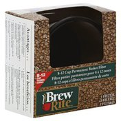 Brew Rite Basket Filter, Permanent
