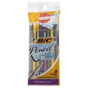BiC Mechanical Pencils, Fine (0.5 mm), No. 2