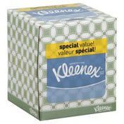 Kleenex Tissues, 2-Ply, White