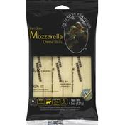 Les Petites Fermieres Cheese Sticks, Part-Skim, Mozzarella