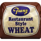 Franz Bread, Wheat, Restaurant Style