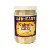 Mideast Naboulssi Semisoft Cheese in Brine