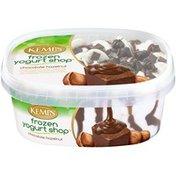 Kemps Chocolate Hazelnut Frozen Yogurt