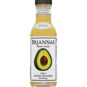 Brianna's Dressing, Dijon Honey Mustard, Home Style
