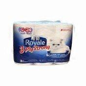 Royale 3-Ply Comfort Bathroom Tissue