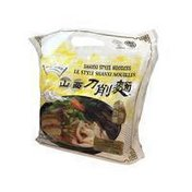 Chinese Flavor Shanxi Style Noodles