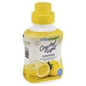 Soda Stream Drink Mix, Sparkling, Crystal Light Lemonade